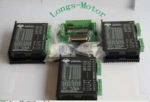 Axis Stepper motor driver 4.2A 128 micsteps CNC Mill