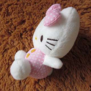 Soft Small HelloKitty Doll Toy Girls Kid Xmas Gift Pink Decoration Bed