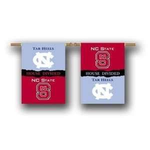 North Carolina Tar Heels UNC NCAA 2 Sided 28 X 40 Banner W