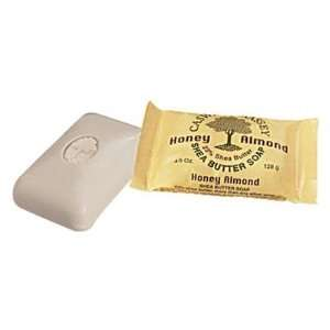 CASWELL MASSEY SHEA Honey ALMOND dry skin BATH soap NEW