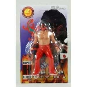 Great Muta 5.5 Figure   Hyper Heroes 1998 AJPW NJPW WWF WCW WWE TNA