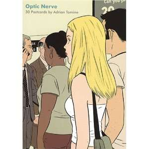 Optic Nerve: 30 Postcards: Adrian Tomine: Books