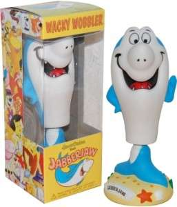 JABBERJAW   Bobble head wacky wobbler hanna barbera toy