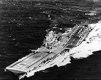 USS RANDOLPH CVS 15 MEDITERRANEAN CRUISE BOOK LOG 1967