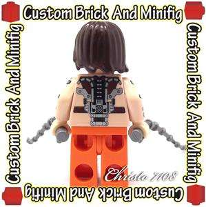 is your chance to own this amazing Custom Lego® Iron Man 2 Whiplash