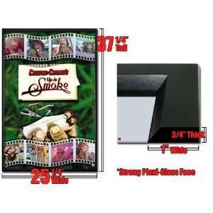 Framed Cheech Chong Poster Up In Smoke Movie Fr1074