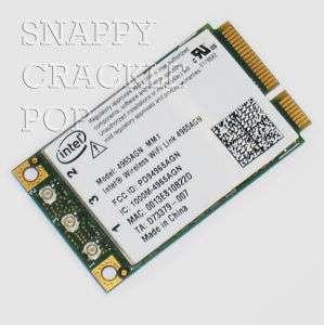 Dell Latitude Wireless N Card D420 D430 D520 D530 D620 D630 D820 D830