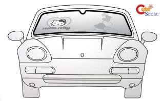 Hello Kitty Front Window SUN Shade/Windshield Car Auto