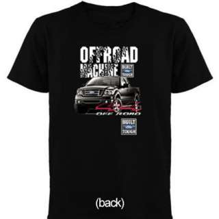 Hot Rod GearHead Ford F150 Truck OffRoad car 4X4 T Shirt