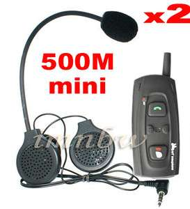 BT 500M interphone Bluetooth Motorbike Motorcycle helmet intercom