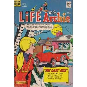 Life With Archie #120 Comic Book (Apr 1972) Very Good Everything Else