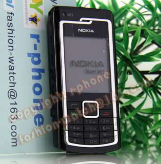 NOKIA N72 Mobile Cell Phone GSM Unlocked Camera FM Gift