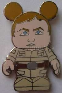 LUKE SKYWALKER STAR WARS VINYLMATION Mystery PIN CHASER DISNEY