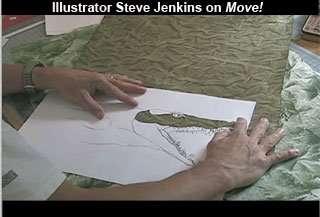 Move! Board book (9780547240008): Robin Page, Steve