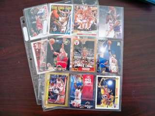 LOT OF 16 ASSORTED SCOTTIE PIPPEN CARDS.
