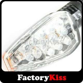 LED Motorcycle Turn Signal Light for Honda CBR 600 919 954 1000 RR #02
