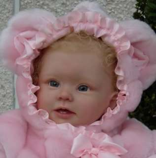 Girl Toddler Doll Bonnie by Linda Murray 99p