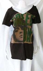 GREEN DAY Billie Joe Armstrong WOMEN T SHIRT TOP M L