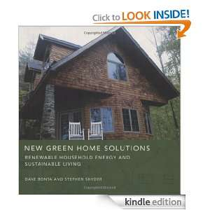 New Green Home Solutions: Renewable Household Energy and Sustainable