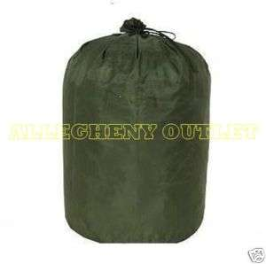 WATERPROOF CLOTHING BAG WET WEATHER OD USMC ARMY LOT 3