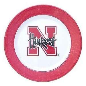 University of Nebraska Cornhuskers Dinner Plates