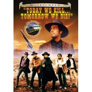 Today We Kill Tomorrow We Die [VHS] Montgomery Ford Movies & TV
