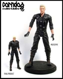 Evil Biohazard Prototype Palisades Toys Albert Wesker Code Veronica CV