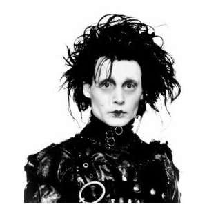 Edward Scissorhands Johnny Depp Movie Poster 8x10