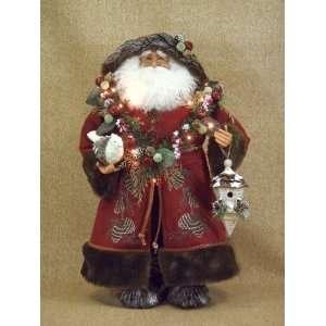 Santa Claus by Karen Didion originals Woodland Santa with