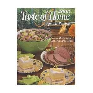 Taste of Home Annual Recipes, 2003 (9780898213522) Jean