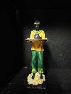 ORISHA ORULA orunla Statue Santeria CUBA 13 Lucumi