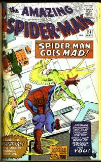 amazing spider man 23 3rd appearance of green goblin norman