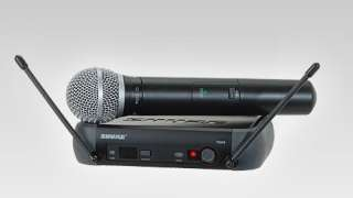 PGX24 / SM58 Handheld Wireless Microphone System SHURE Used Once