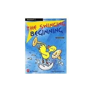 Beginning Book With CD Alto Sax/Baritone Sax