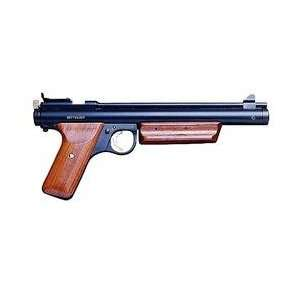.22 Caliber Multi Pump Pneumatic Air Pistol, Bolt Action