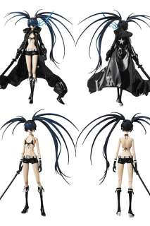 RAH BRS BLACK ROCK SHOOTER Action Figure Real Action Heroes 12