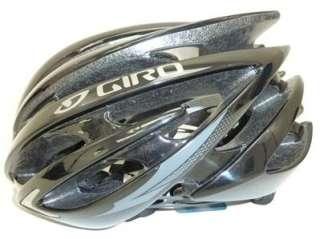 2011 Giro Aeon bicycle helmet Black Charcoal Large NEW