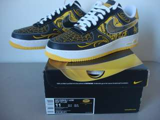 Nike Air Force One AF1 Mr. Cartoon Sneakers Mens Size 11 Brand New w