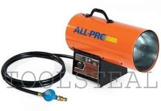 ALL PRO SPC 40 PORTABLE PROPANE FORCED AIR HEATER