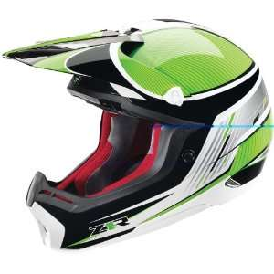 Z1R Nemesis Helmet Full Face Mens Green X large: Sports