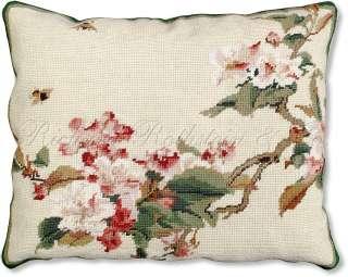 Cherry Blossoms Decorative Accent Pillow