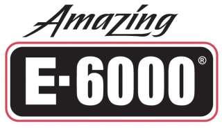 6000 Industrial Strength Multi Purpose Adhesive 1oz. for Scrabble