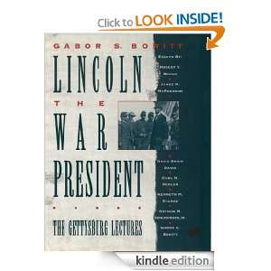 Civil War Institute Books) Gabor S. Boritt  Kindle Store