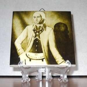 FREEMASON   PHA PRINCE HALL CERAMIC Masonic Freemasonry Masonry