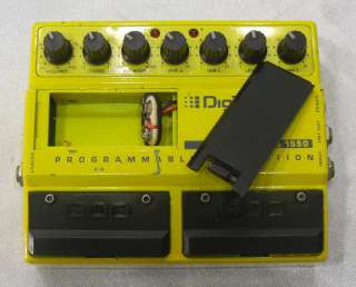 PDS 1550 Programmable Distortion Pedal / DOD Electronics Corp.