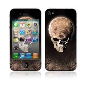 Apple iPhone 4 Skin   Bad Moon Rising