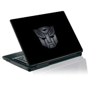 inch Taylorhe laptop skin protective decal Autobot symbol: Electronics