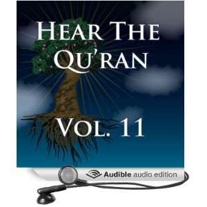 Hear The Quran Volume 11 Surah 25 Surah 29 v.30 (Audible