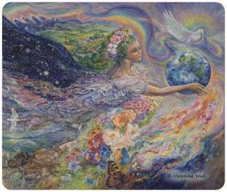 Angel Josephine Wall Fantasy Art Licensed Deluxe Mouse Pad Angels