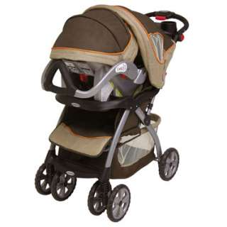 Baby Trend Mesa Travel System Stroller Car Seat & base
